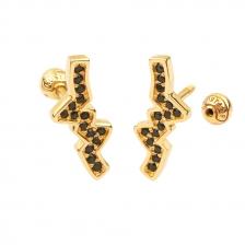 KPE 4406 Cartilage Helix Earring Piercing