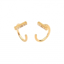 KPE 4451 Hoop style  Cartilage Helix Earring Piercing