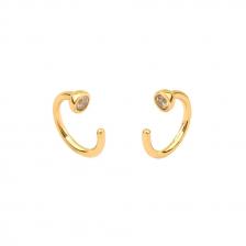 KPE 4449 Hoop style  Cartilage Helix Earring Piercing