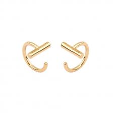 KPE 4447 Hoop style  Cartilage Helix Earring Piercing