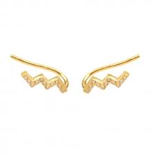 Pierclip 014 14K Gold Ear Climber