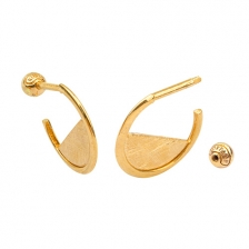 KPE 4625 Hoop style Cartilage Helix Earring Piercing