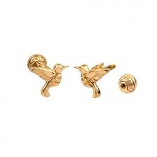 KPE4688 14K Gold Cartilage Helix Earring Piercing