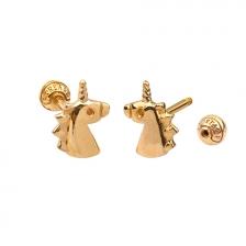 KPE4692 14K Gold Cartilage Helix Earring Piercing