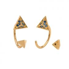 KPE 4703 Hoop style Cartilage Helix Earring Piercing