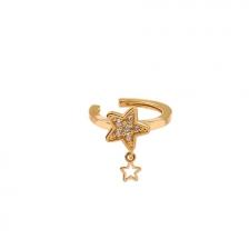 KPE 4708 14K Gold Ear cuff