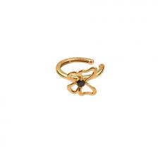 KPE 4718 14K Gold Ear cuff