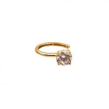 KPE 4720 14K Gold Ear cuff