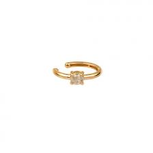 KPE 4723 14K Gold Ear cuff
